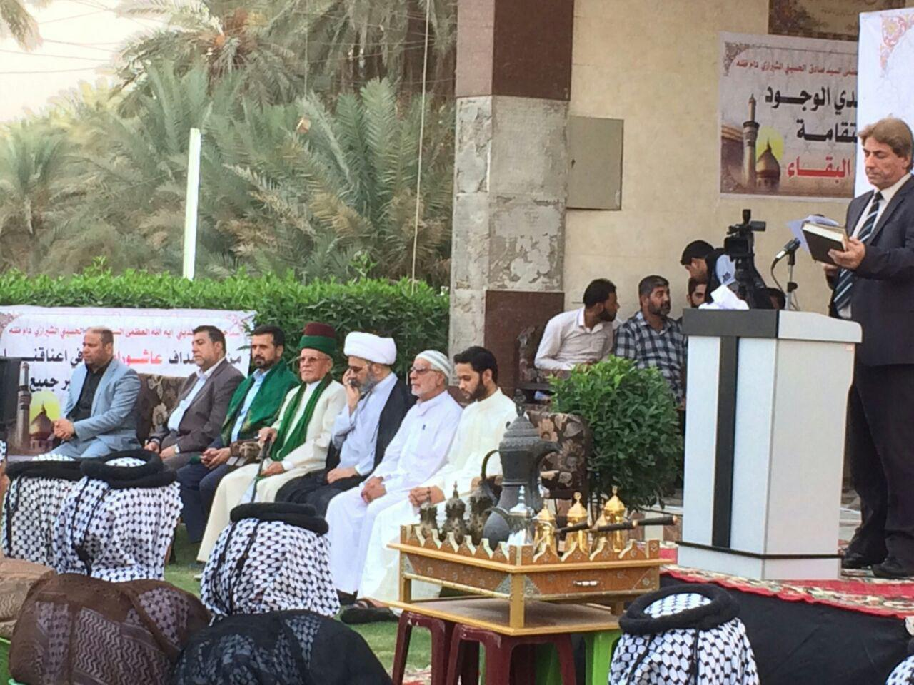 Photo of Middle Euphrates tribes hold Revival of Husseini Rituals Conference