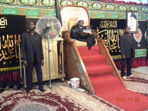 Photo of Muharram mourning gatherings held in Nigeria's Kano, Kaduna and Zaria