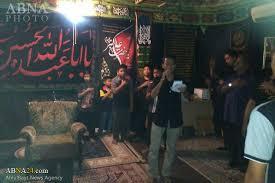 Photo of Muharram mourning ceremonies in Malaysia