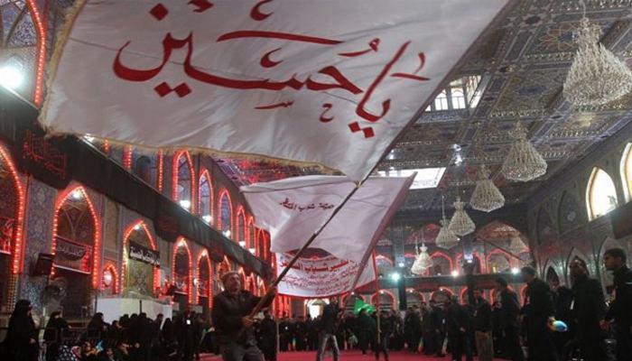Photo of Millions of mourners flood into Holy Karbala to mark Ashura