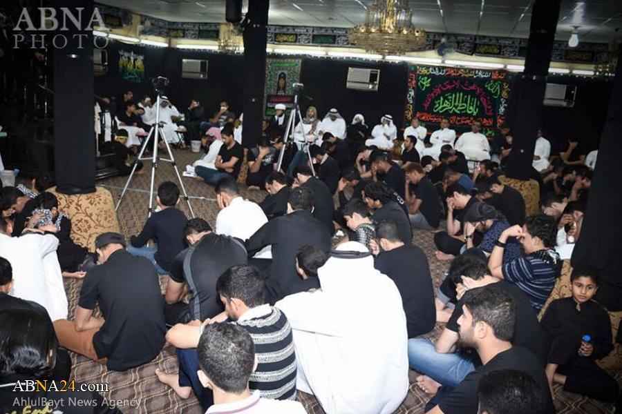 Photo of Muharram gathering held at Ahlul-Bayt center of al-Awamia in Saudi Arabia