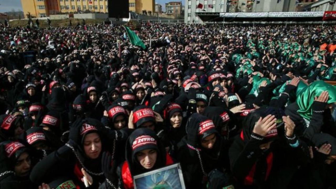 Photo of Shia Muslims mark Ashura worldwide