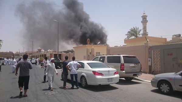 Photo of Terrorist attack on mosque in Saudi Arabia kills 4