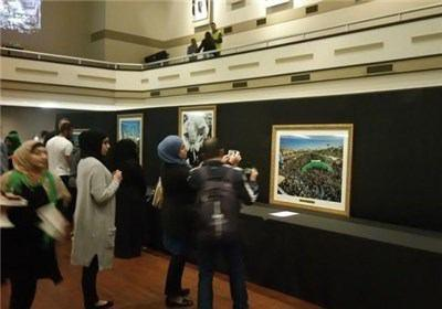 Photo of Arbaeen photo gallery organized in Australia for the first time