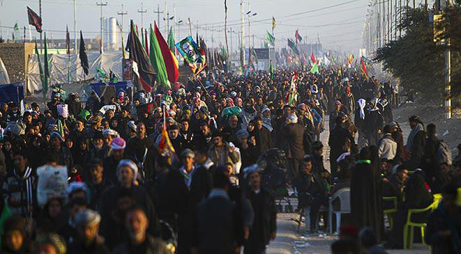 Photo of Iraq to open 11 offices in Iran to receive Arbaeen' pilgrims