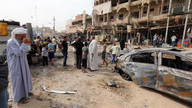 Photo of 32 martyred and injured in three Baghdad bomb attacks