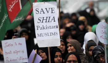 Photo of Pakistani Shia gunned down by Takfiri terrorists