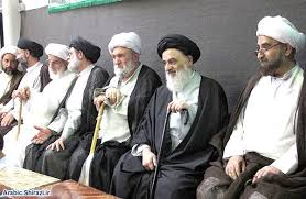 Photo of Mourning ceremony on Lady Ruqayya's martyrdom anniversary held at the house of Grand Ayatollah Sayed Shirazi