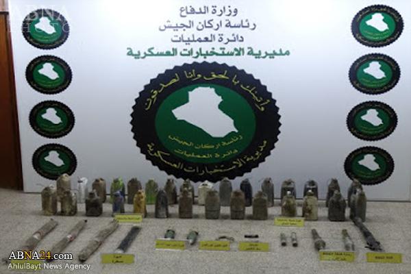 Photo of ISIS plot to attack Shia pilgrims on Arbaeen foiled