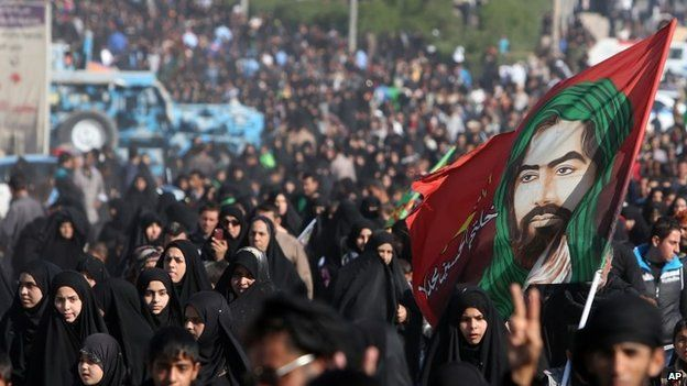 Photo of Millions of Pilgrims Flock To Imam Hussein For His Arbaeen