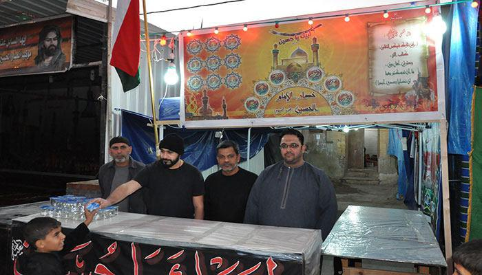 Photo of Oman's Husseini procession continues serving Arbaeen's pilgrims for the 4th year successively