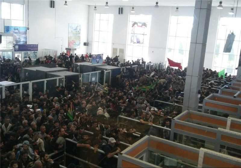 Photo of Around one million Iranians obtain Iraqi visa for Arbaeen so far