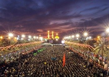 Photo of Huffington Post says Arbaeen world's biggest pilgrimage