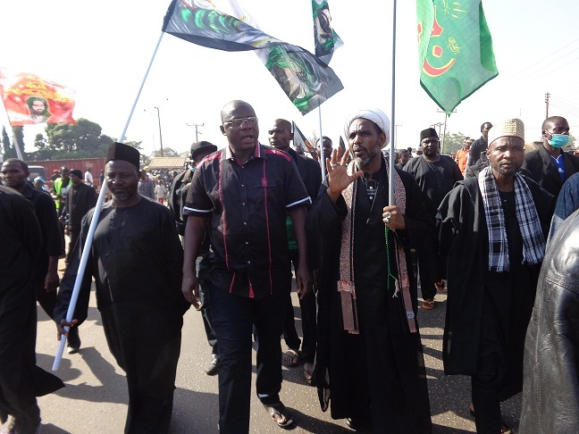 Photo of One million, including Christian cleric, commemorate Arbaeen in Nigeria