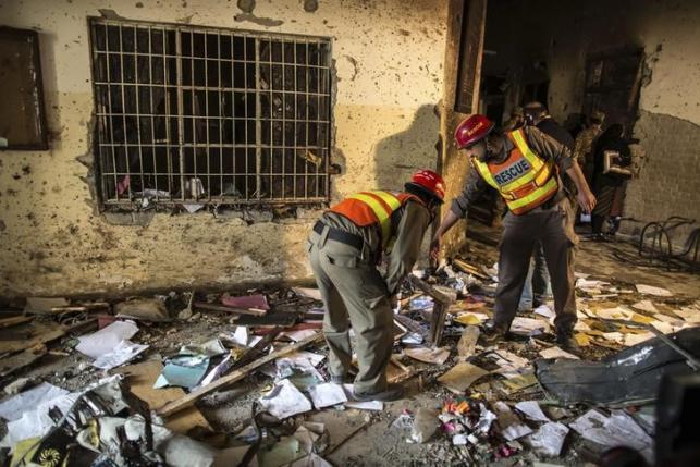Photo of Pakistan hangs four convicted of school massacre