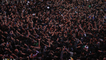 Photo of Tens of millions of pilgrims poured into Holy Karbala to mark Arbaeen