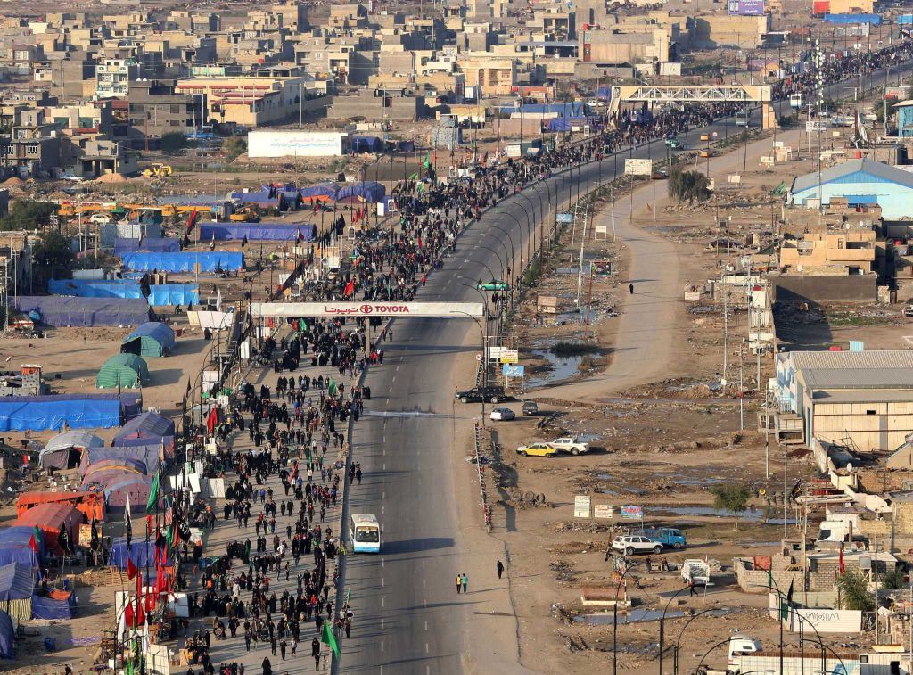 Photo of British journalist describes Arbaeen Pilgrimage as a miracle
