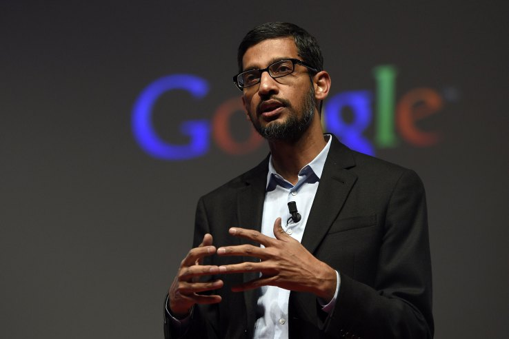 Photo of Google CEO writes open letter supporting Muslims