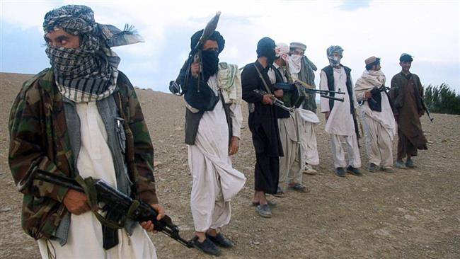 Photo of Taliban terrorists seize district in southern Afghanistan