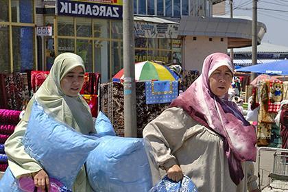 Photo of Uzbekistan women in hijab began to make special lists