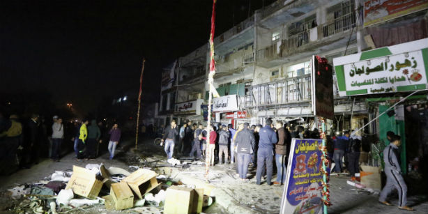 Photo of At least 51 martyred and injured in attacks in Iraqi capital