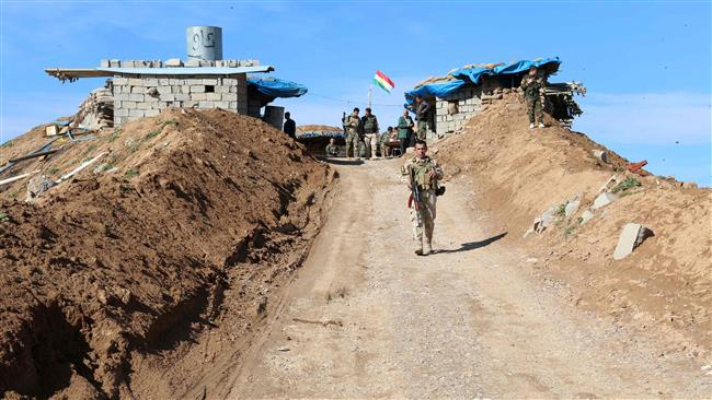 Photo of Turkmens in Iraq alarmed by Kurdish trench