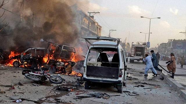 Photo of Deadly blast rocks SW Pakistan