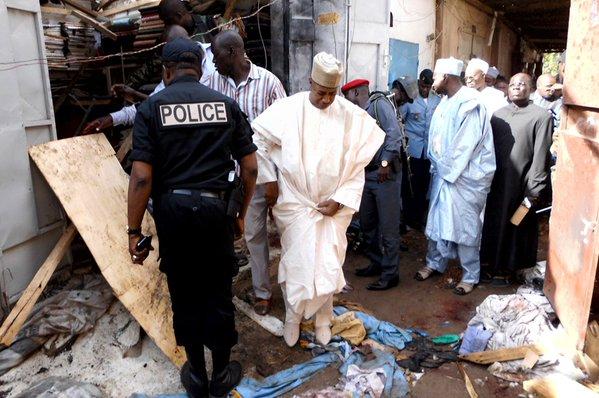 Photo of Bomb attack kills over dozen in north Cameroon mosque