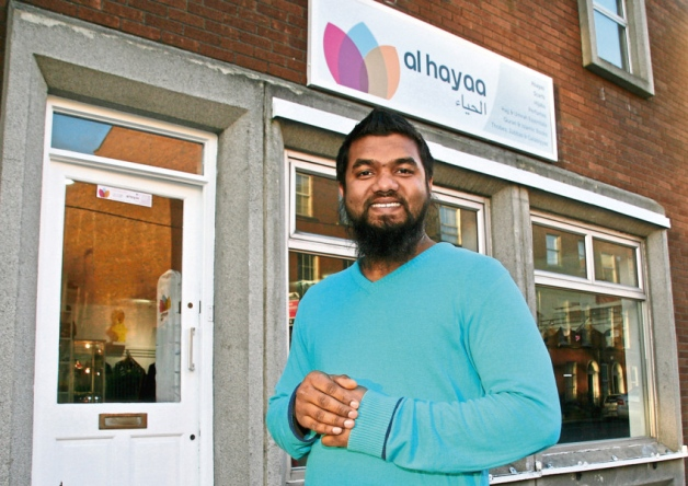 Photo of First Islamic clothing store opens in Limerick Ireland
