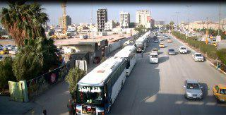 Photo of Karbalaei processions headed to Iran for Fatimi Days commemoration