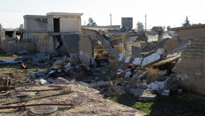 Photo of Kurds destroyed 'thousands' of Arab homes in Iraq