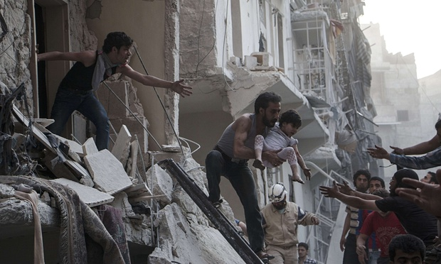 Photo of Report on Syria conflict finds 11.5% of population killed or injured