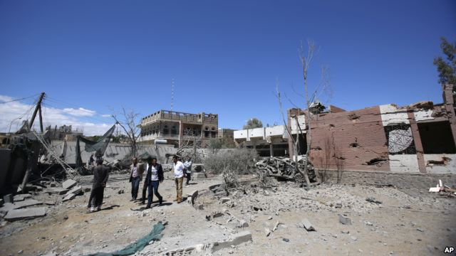 Photo of Saudi-Led Airstrikes in Yemen Kill Over 30 Civilians