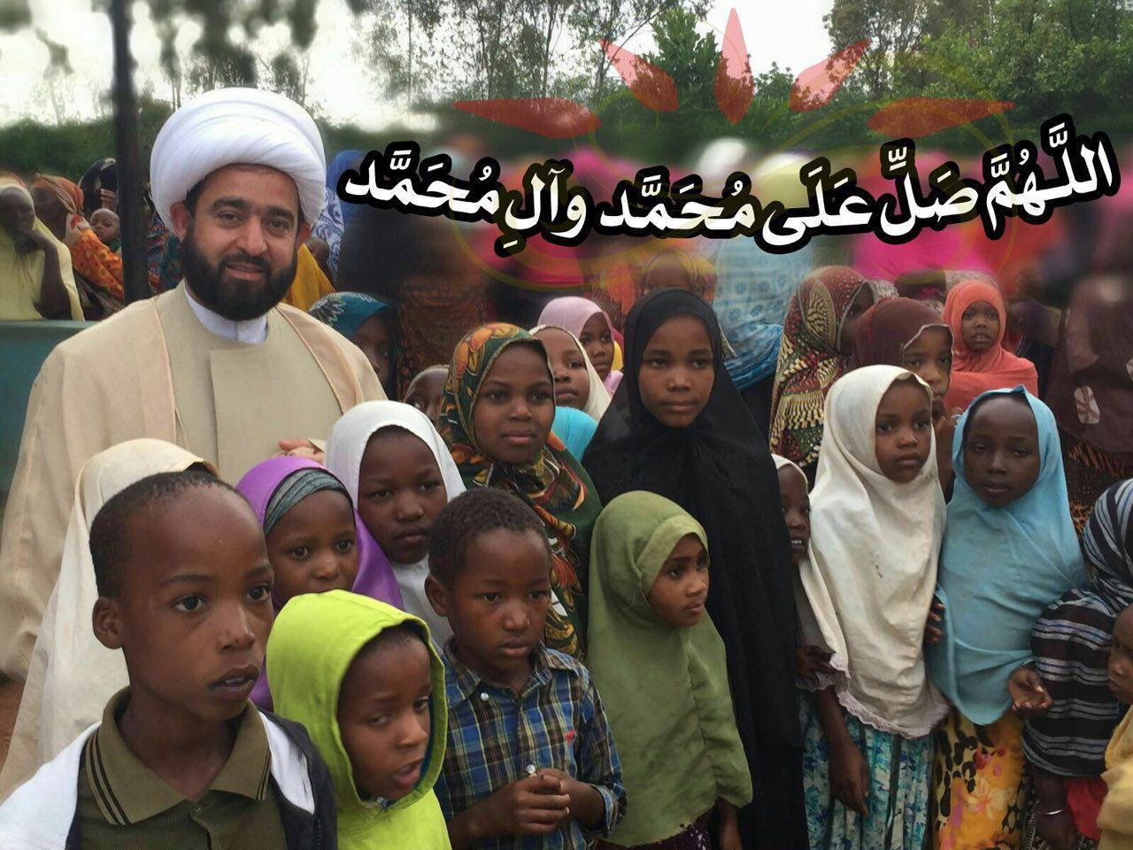Photo of Sheikh Abdul Redha Ma'ash visits religious centers in Tanzania