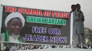 Photo of Thousands of Nigerians call for release of Sheikh Zakzaky and his followers