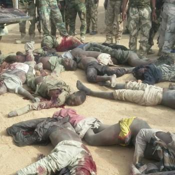 Photo of Nigerian army kills 18 Boko Haram terrorists in Pulka