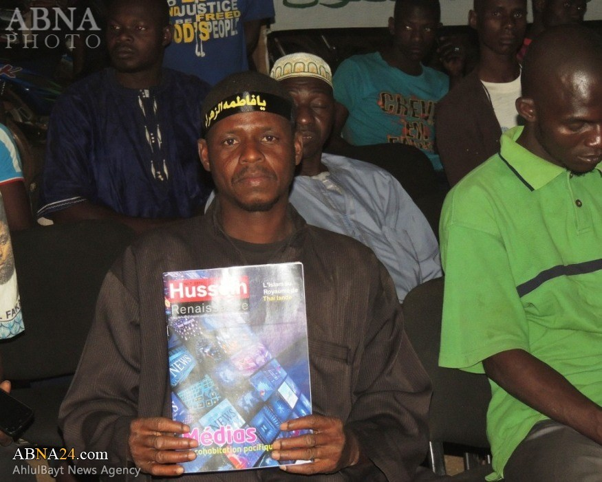 Photo of Hussein Renaissance French Magazine in Mali