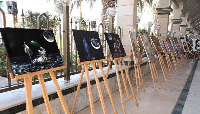 Photo of Imam Hussein Shrine opens visual art gallery in Bein al-Haramein