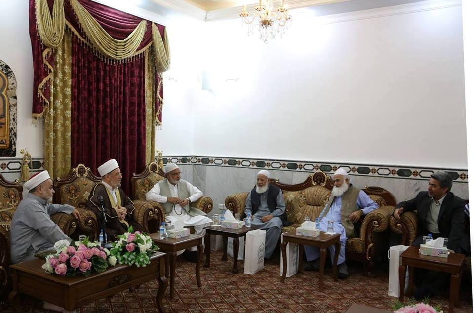 Photo of Pakistani Shia, Sunni delegation examines Iraq's peaceful coexistence between faiths