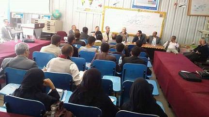 Photo of Yemeni University Holds Seminar on Quran, Geography