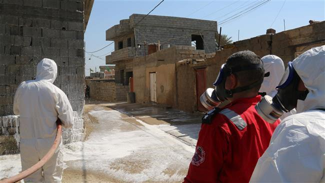 Photo of ISIS Uses Chemical Weapons against Iraqi Forces