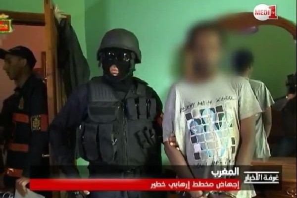 Photo of Moroccan Police Arrest ISIS Terrorist over planning to commit terrorist attacks