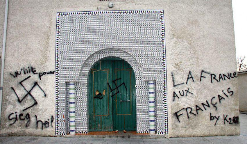 Photo of Islamophobia in France on the rise