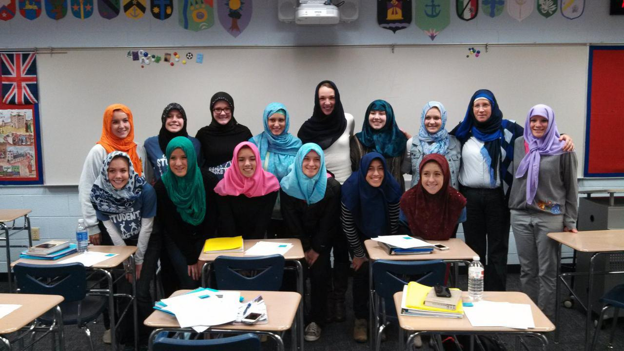 Photo of Valpo High School's 'Hijab Day' Provides New Perspective, Education, On Different Cultures