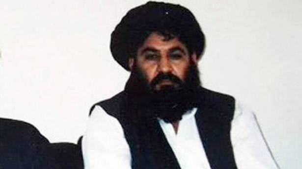 Photo of US drone strike in Pakistan kills Taliban leader Mullah Mansoor