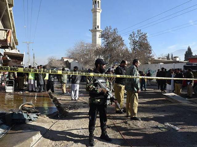 Photo of Three killed, 32 injured in Quetta blast