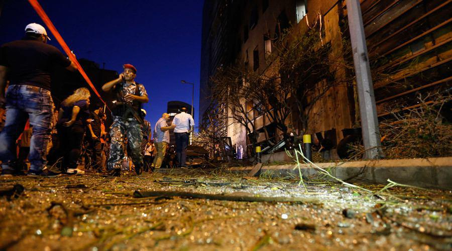 Photo of At least 6 martyred, 19 injured in coordinated suicide bombings in Lebanon