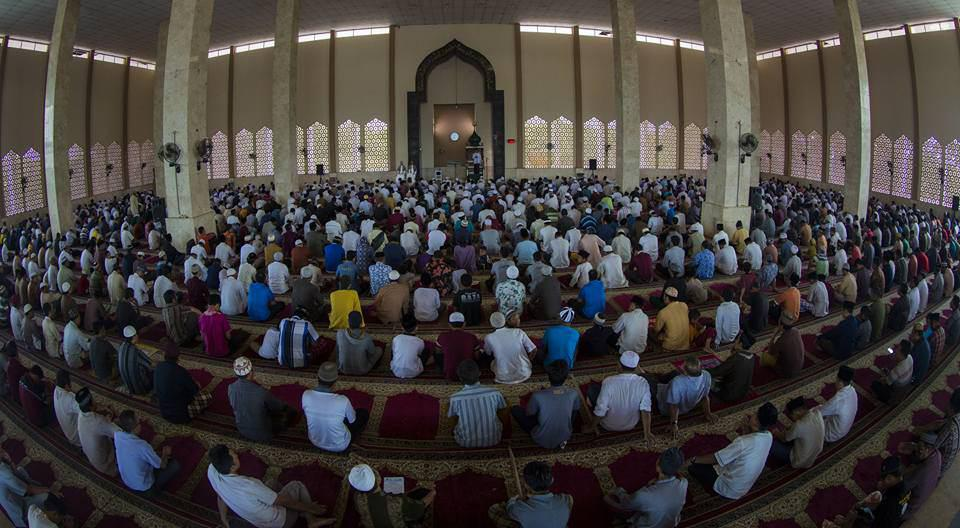 Photo of Quranic activities in Central Sulawesi Island, Indonesia