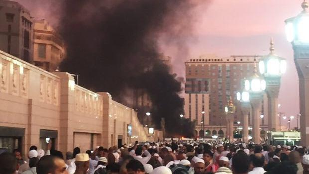 Photo of Suicide attacks hit Medina, Qatif; six killed