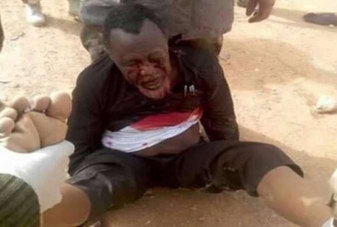Photo of Nigerian military still holding Shia members hostage